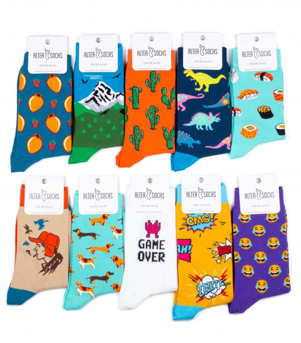 Dogs and Puppies Socks